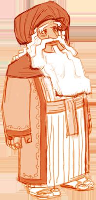 elephant king character